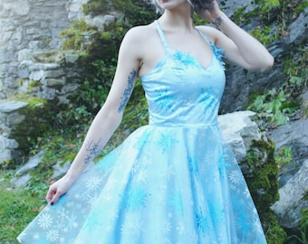 NEW COLLECTION - Ice Queen Dress - all sizes