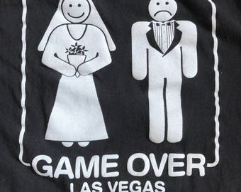Game Over Las Vegas T-Shirt