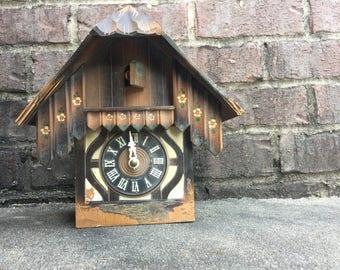 Western Germany Cuckoo Clock