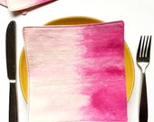 Cloth Cocktail Napkins - ...