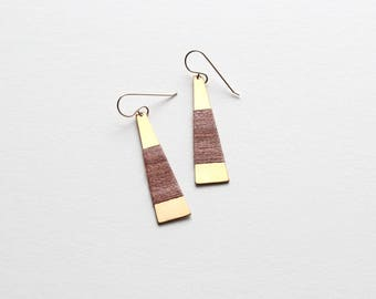 RAMIE Wrapped Earrings