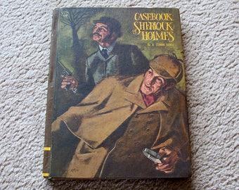 Casebook Sherlock Holmes, A Conan Doyle #7
