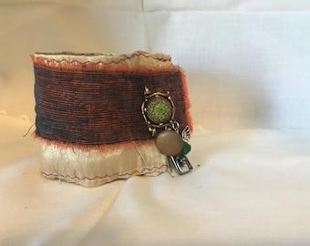 Steampunk Bracelet/Cuff