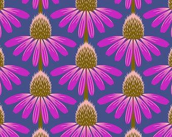 Anna Maria Horner: Floral Retrospective Yardage - Echinacea Haute(FQ or Half Yard)