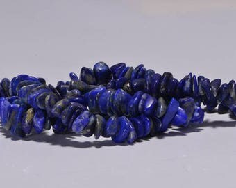 Lapis Lazuli nugget, Royal Blue Natural Lapis Lazuli Jewelry Making Supplies