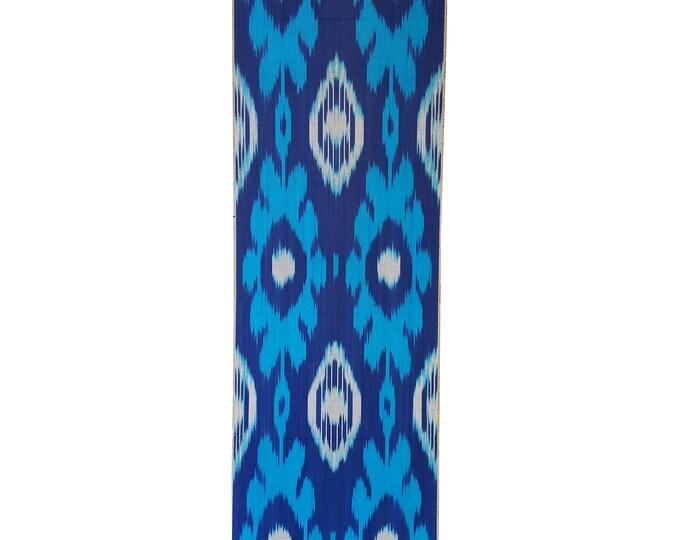 Sale! Ikat Fabric, Ikat Fabric by the yard, Hand Woven Fabric, Cf106
