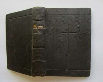 Hymnal Protestant Episcopal Church Pocket Size 1904 James Pott & Co.