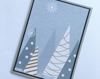 Winter Holiday Card **Ready To Ship**