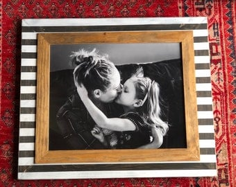 Handmade 16x20 Picture Frame