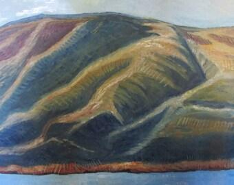 Columbia River Hills