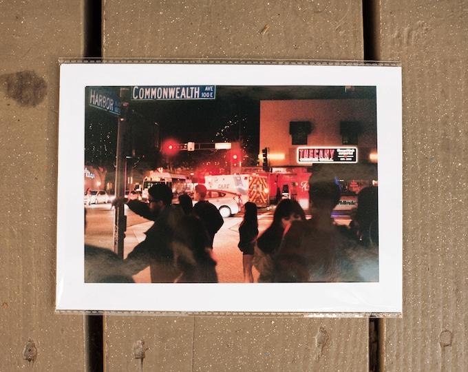 Last Call - 4x6 Print