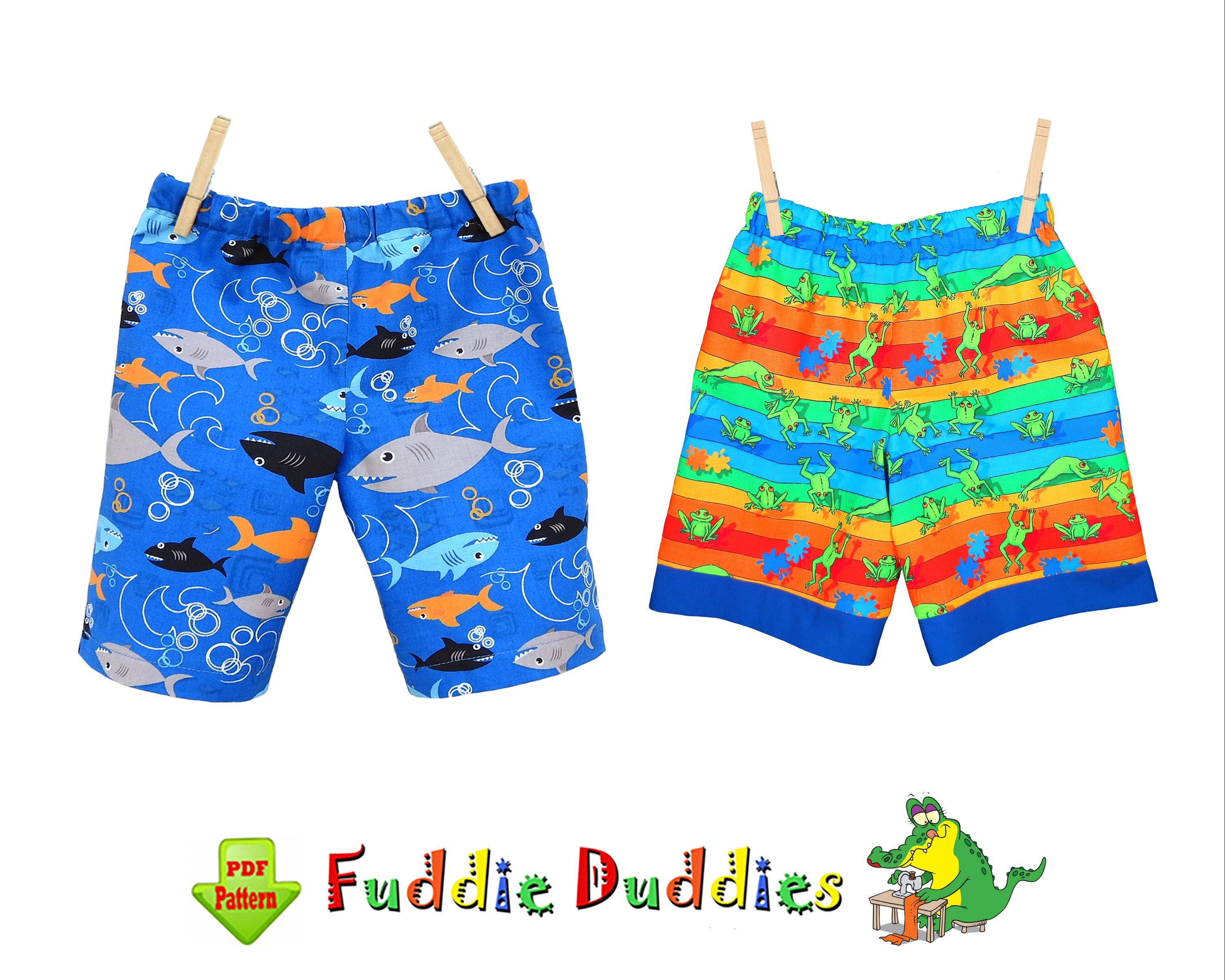 pdf sewing patterns for toddlers