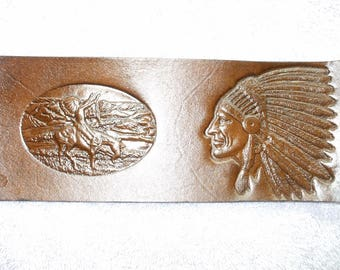 Native American billfold / wallet. (242)ships same day as ordered.