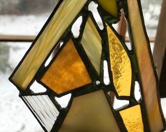 Yellow and amber nightlight
