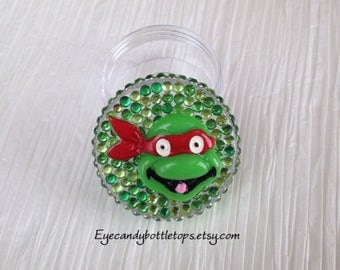 Raphael Ninja Turtle Mini Container