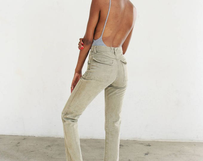 70s High Waist GAP Khaki Pants