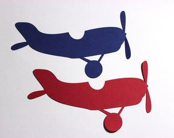 Die Cut Paper Airplanes - Large