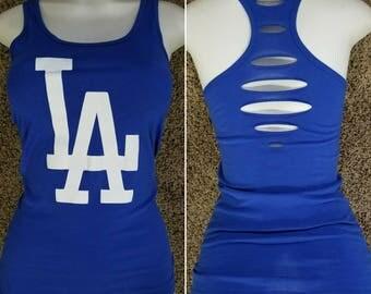 Blue Cut LA Tank
