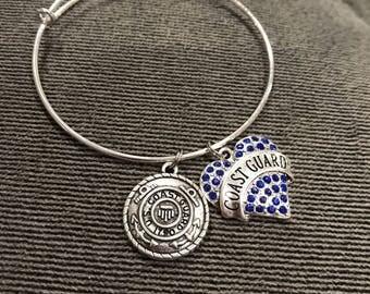 Coast Guard Bracelet