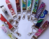 "FREE SHIPPING-Match Your BFF Key Fob - 6"" or 4"" Key Fobs-Fabrics in Picture are No Longer Available-Choose Any Fabric in Shop"