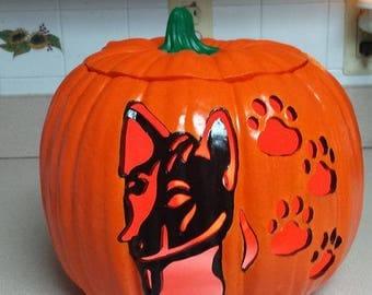 Dog Breed Pumpkins