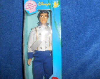 """Eric From """"The Little Mermaid"""" Doll-Still In Box"""
