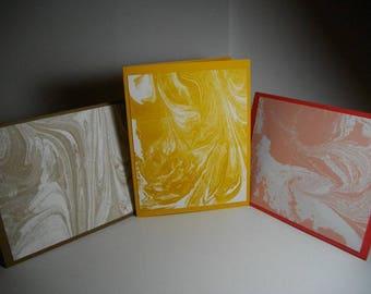 Marbling 6-Card Box