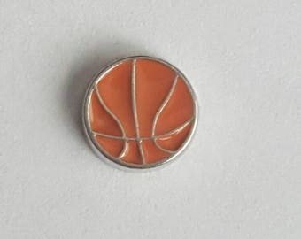 Basketball Floating Charm- Origami Owl  - Living Locket