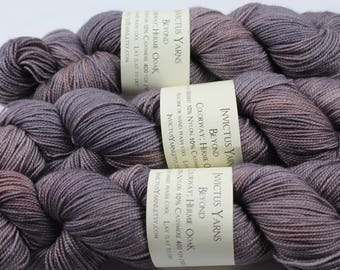 Hermie OOAK Beyond MCN fingering weight sock yarn