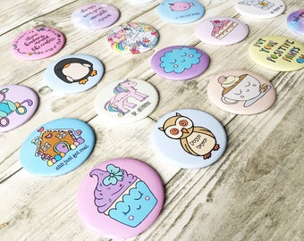SALE Cosmetics Makeup Mirror Cute Gift Girly Gift Makeup Accessories Believe Quote Llama Gift Makeup Gift Unicorn Gift Animal Gift