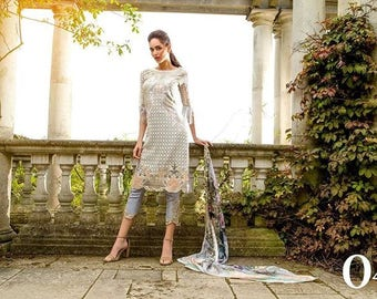 Sobia Nazir Eid Collection original chiffon collection, women clothing, pakistani, indian, bengali clothes