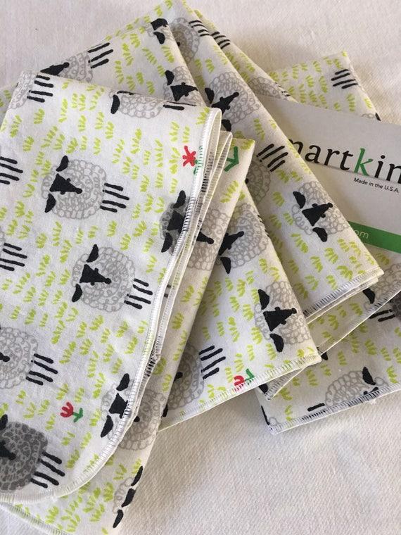 Smartkin Organic Sheep Napkin