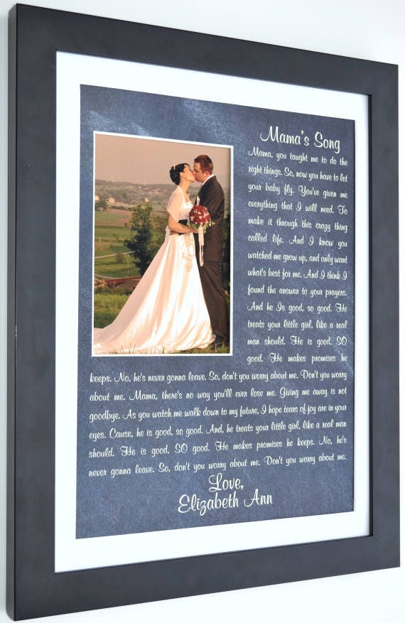 Mother Of Groom Gift For Mother Of Groom Mothers Present