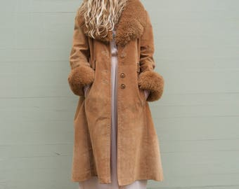Vintage Penny Lane Style Coat