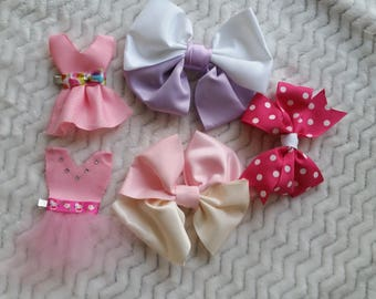 Barrettes and Clips