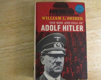 a report on the ascent and plummet of adolf hitler Hitler, nazi philosophy and sport  adolf hitler usurped all the power he had in germany  one of the optimistic conclusions drawn in a report is that the.