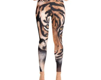 Tiger Super soft, Stretchy and Comfortable YOGA Leggings.