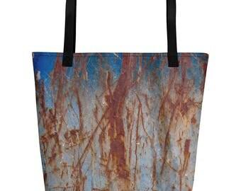 Metal Beach Women's Bag