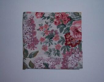Vintage Polo Ralph Lauren Allison Floral Flower Print Window Valance 83 X 17