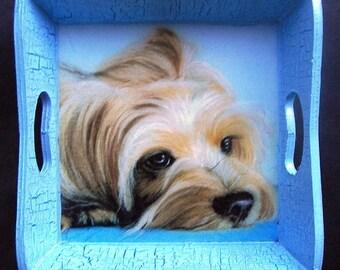 """Small tray """"Dog"""""""