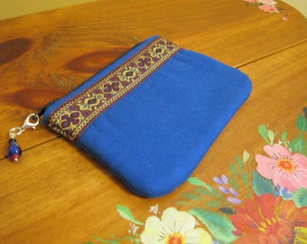 Change Purse, Coin Purse, Small Wallet, Gift Card, Business Card Holder