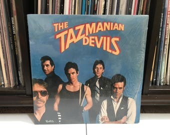 "The Tazmanian Devil - ""The Tazmanian Devils"" Vinyl Record"