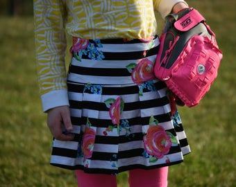 Miriam Pleated Skirt PDF Sewing Pattern