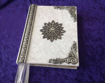 Unique wedding guest book