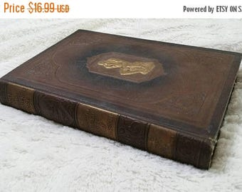 On Sale 1924s Home and School Reference Book Volume 2 Study Guide for Study or Decorating