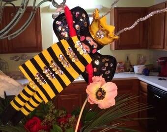 Queen Bee Elf Costume