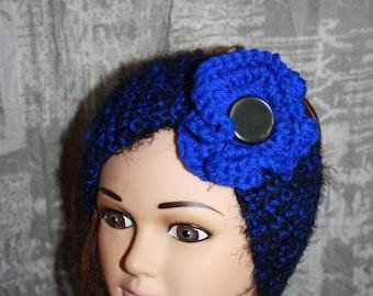 wool and acrylic headband
