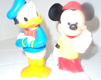 Playskool Baby Mickey Mouse and Donald Duck Set