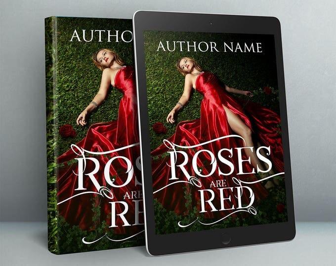 Modern Romance Book Cover ~ Premade book covers enchantedwhispersart
