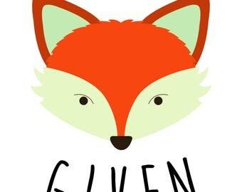 No Fox Given (8 x 10 Print)